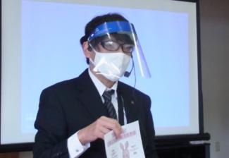 今年最後のセミナーは、泉福寺公民館にて